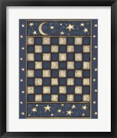 Framed Star Checkerboard