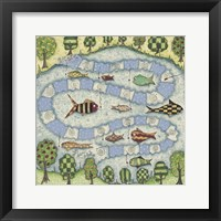 Framed Fish Game