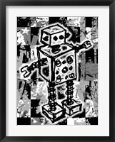 Framed Sketched Robot