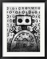 Framed Urban Robot