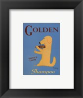 Framed Golden Shampoo