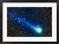 Framed Comet Lovejoy