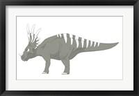Framed Styracosaurus