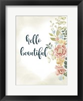 Baby Girl I Framed Print