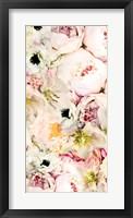 Bouquet Fluffy II Framed Print