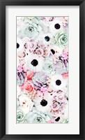 Cloud Flowers I Framed Print