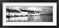 Framed Galway, Ireland BW