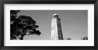 Framed Cape Henry Lighthouse, Cape Henry, Virginia Beach, Virginia