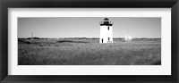 Framed Long Point Light, Long Point, Provincetown, Cape Cod, Massachusetts