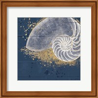 Framed Calm Seas IX