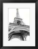 Framed Eiffel up Close