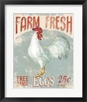 Framed Farm Nostalgia III