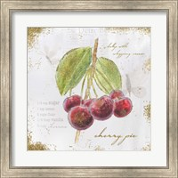 Framed Garden Treasures IV
