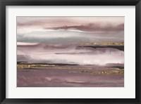 Framed Gilded Storm I