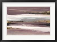 Framed Gilded Storm II