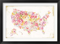 Midsummer USA Framed Print