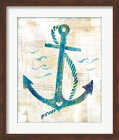 Framed On the Waves IV