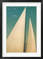 Framed Sails I