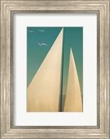 Framed Sails I