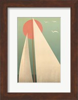 Framed Sails III