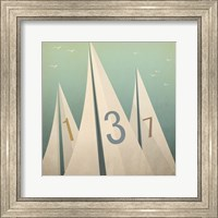 Framed Sails VII