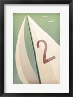 Framed Sails VIII