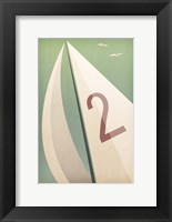 Framed Sails VIII