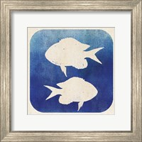 Framed Watermark Fish