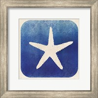 Framed Watermark Starfish