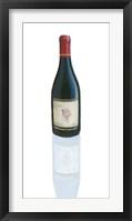 Wine Stance I Framed Print