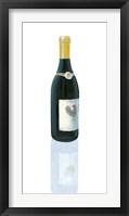 Wine Stance IV Framed Print