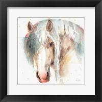 Farm Friends VI Framed Print