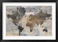 Framed Stone World