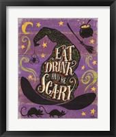 Fright Night II Framed Print