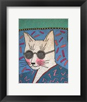 Framed Humanimals - Archie the Cat