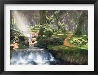 Framed Healing Light Within