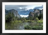 Framed Yosemite
