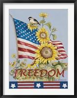 Framed Celebrate Freedom