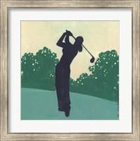 Framed Play Golf I