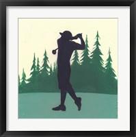 Framed Play Golf II
