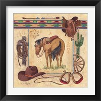Framed Western I