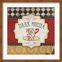 Framed Dark Mocha