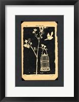 Framed Believe Gocco Print