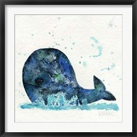 Framed Little Whale