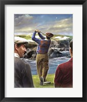 Framed Ben Hogan Golf
