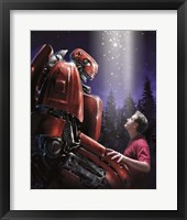 Framed Robot Buddy
