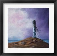 Framed Sea Fairy 2