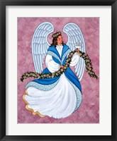 Framed Angel of Peace