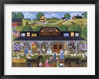 Framed McKenna's General Store