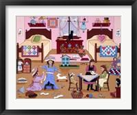 Framed Child's Play for Girls